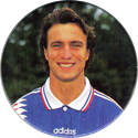 Panini Caps > Snickers Euro 96 48-Ginola-(France).