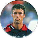 Panini Caps > Snickers Euro 96 - Norway 67-Johnsen-(Norway-Norge).