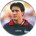 Panini Caps > Snickers Euro 96 - Norway 69-Leonhardsen-(Norway-Norge).