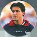 Panini Caps > Snickers Euro 96 - Norway 69-Leonhardsen-(Norway-Norge).