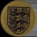 Panini Caps > Snickers Euro 96 Slammers England.