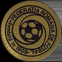 Panini Caps > Snickers Euro 96 Slammers Romania-România.