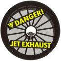 Panini Caps > Toy Story 25-Danger!-Jet-Exhaust.