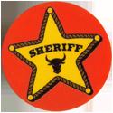 Panini Caps > Toy Story 28-Sheriff.