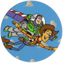 Panini Caps > Toy Story 34-Buzz-and-Woody-flying.