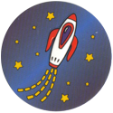 Panini Caps > Toy Story 40-Rocket.