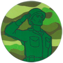 Panini Caps > Toy Story 44-Green-Army-Man-Salute.