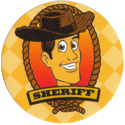 Panini Caps > Toy Story 74-Sheriff.