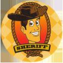 Panini Caps > Toy Story 74-Sheriff.