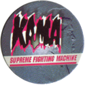 Panini Caps > World Wrestling Federation (WWF) 29-Kama-Supreme-Fighting-Machine.