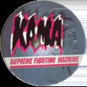 Panini Caps > World Wrestling Federation (WWF) 29-Kama-Supreme-Fighting-Machine.
