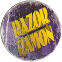 Panini Caps > World Wrestling Federation (WWF) 35-Razor-Ramon.