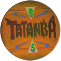 Panini Caps > World Wrestling Federation (WWF) 39-Tatanka.