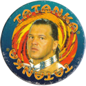 Panini Caps > World Wrestling Federation (WWF) 54-Tatanka.