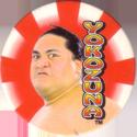 Panini Caps > World Wrestling Federation (WWF) 57-Yokozuna.