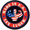 Panini Caps > World Wrestling Federation (WWF) 59-Made-in-USA-Lex-Luger.
