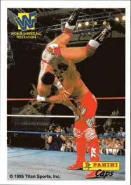 Panini Caps > World Wrestling Federation (WWF)  Inserts etc. Panini-WWF-2.