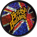 Panini Caps > World Wrestling Federation (WWF) Slammers British-Bulldog-logo.