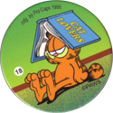 Pro Caps > Garfield 18.