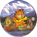 Pro Caps > Garfield 24.