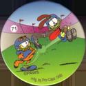 Pro Caps > Garfield 71.