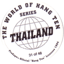 Pro Caps > The World of Hang Ten Back.