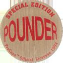 Pro Caps > Pounders Hang-Ten-Beige-Red-(back).
