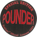 Pro Caps > Pounders Hang-Ten-Black-Red-(back).