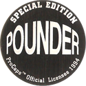 Pro Caps > Pounders Hang-Ten-Black-White-(back).