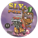 Rat Fink > Series 2 15-Sly-Fox.