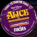 Sanitarium > Disney Classics 06-Alice-in-Wonderland-(back).