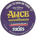 Sanitarium > Disney Classics 11-Alice-in-Wonderland-(back).