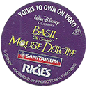 Sanitarium > Disney Classics 17-Basil-The-Great-Mouse-Detective-(back).
