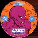 Skycaps > DC Comics 14-Parasite.
