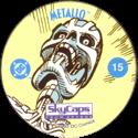 Skycaps > DC Comics 15-Metallo.