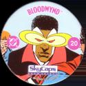 Skycaps > DC Comics 20-Bloodwynd.