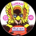 Skycaps > DC Comics 43-Hawkman.