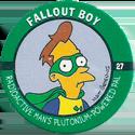 Skycaps > Simpsons 27-Fallout-Boy.