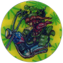Slug > Series 2 Slammer Stickers 05-Pig-Pen-Ride-to-live,-Live-to-die.