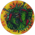 Slug > Series 2 Slammer Stickers 09-Mad-dog-the-Cannibal-Caution--Please-keep-hands-away-from-the-cage.