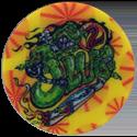 Slug > Series 2 Slammer Stickers 10-Slug-2-666-Screaming-horses-of-slug.