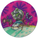 Slug > Series 2 Slammer Stickers 14-Commander-Gastropod-Fearless-Explorer-of-the-Intergalactic-Slug-Federation.