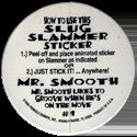 Slug > Series 2 Slammer Stickers Back.