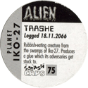 Smash Caps > Alien 75-Trashe-(back).