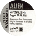 Smash Caps > Alien 80-Kyokushi-(back).