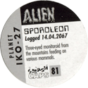 Smash Caps > Alien 81-Sporoleon-(back).