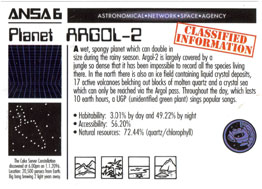 Smash Caps > Alien Checklists Planet-Argol-2.