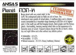 Smash Caps > Alien Checklists Planet-Non-K.