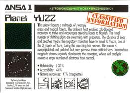 Smash Caps > Alien Checklists Planet-Yuzz.