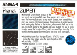 Smash Caps > Alien Checklists Planet-Zurst.